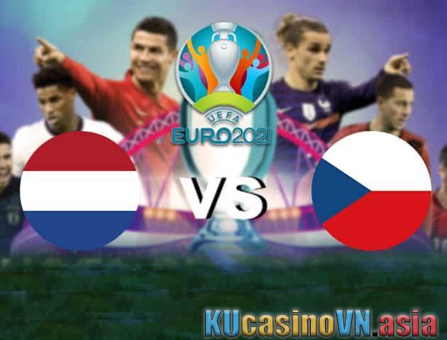 Hà Lan vs Cộng hòa Séc, ngày 27 tháng 6 năm 2021 - Giải vô địch bóng đá châu Âu