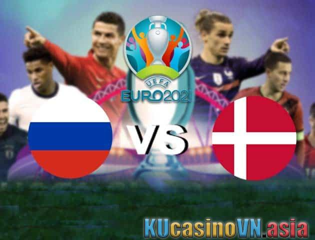 Đan Mạch vs Đan Mạch, ngày 22 tháng 6 năm 2021 - Giải vô địch bóng đá châu Âu