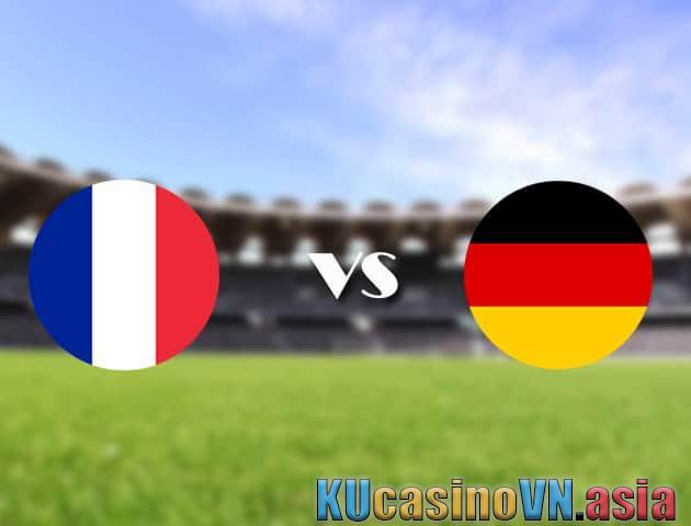 Pháp vs Đức, ngày 16 tháng 6 năm 2021 - Giải vô địch bóng đá châu Âu