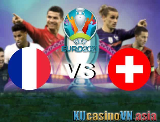 Pháp vs Thụy Sĩ, ngày 29 tháng 6 năm 2021 - Giải vô địch bóng đá châu Âu