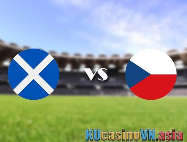 Scotland vs Cộng hòa Séc, ngày 14 tháng 6 năm 2021 - Giải vô địch bóng đá châu Âu
