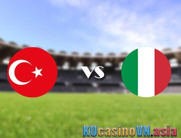 Thổ Nhĩ Kỳ vs Ý, 12/06/2021 - Giải vô địch bóng đá châu Âu