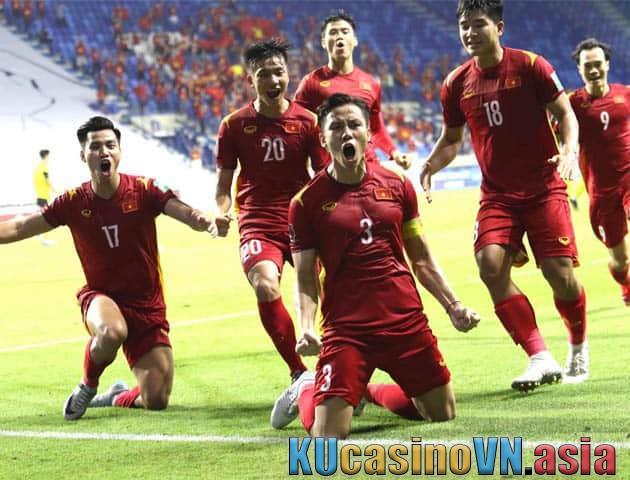 Việt Nam vs UAE, ngày 15/6/2021 - Vòng loại World Cup 2022