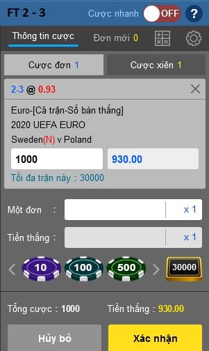 lên kèo kubet trận Thụy Điển vs Ba Lan