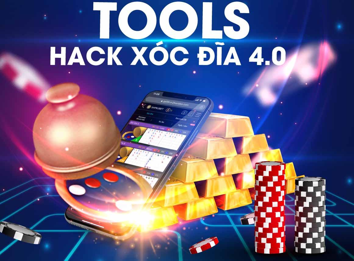 Tool hack xóc đĩa