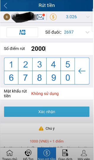 Rút tiền Ku Casino (Kubet) mới trong 1 bước đơn giản-Kubet79.co