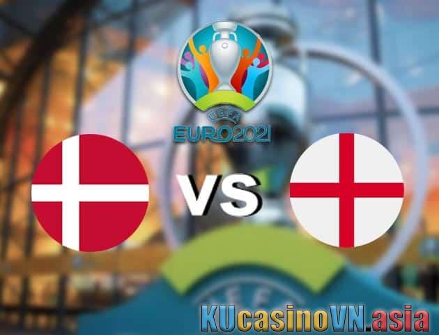 Anh vs Đan Mạch, 08/07/2021 - Giải vô địch bóng đá châu Âu