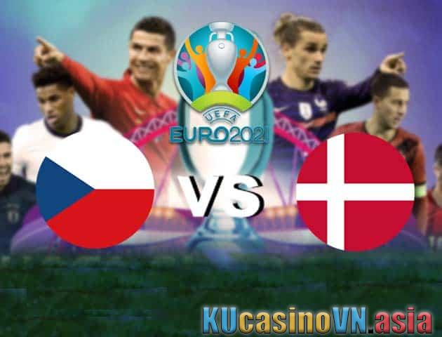 Cộng hòa Séc vs Đan Mạch, 03/07/2021 - Giải vô địch bóng đá châu Âu