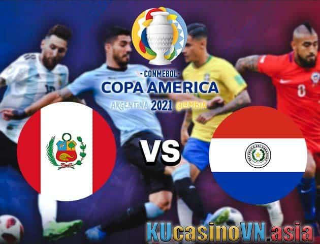Peru vs Paraguay, 03/07/2021 - Copa America