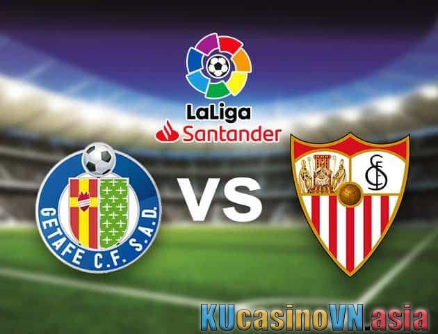 Getafe vs Sevilla, ngày 24 tháng 8 năm 2021 - Giải VĐQG Tây Ban Nha