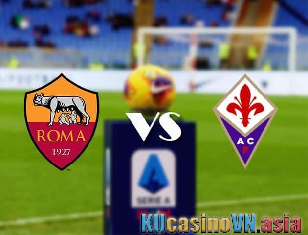 AS Roma vs Fiorentina, 23/08/2021 - VĐQG Ý [Serie A]