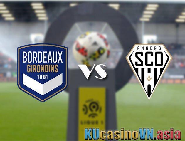 Đặt cược Bordeaux vs Angers, 22/08/2021 - Giải VĐQG Pháp [Ligue 1]
