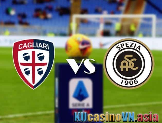 Cagliari vs Spezia, 23/08/2021 - VĐQG Ý [Serie A]