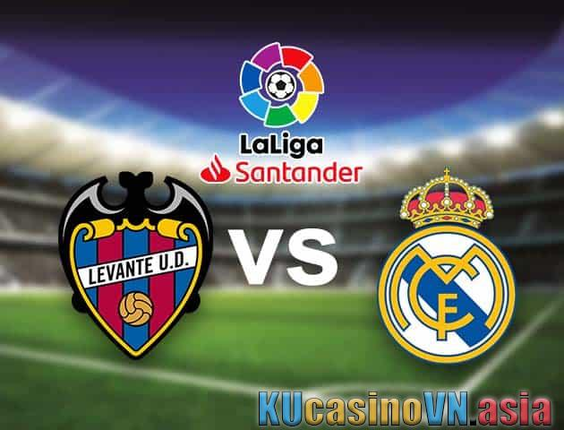 Trực tiếp soi kèo Levante vs Real Madrid, ngày 23 tháng 8 năm 2021 - Giải VĐQG Tây Ban Nha