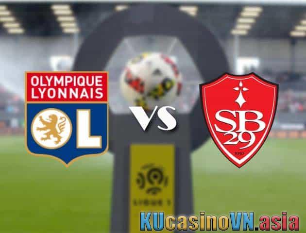 Cược Lyon vs Brest, 07/08/2021 - Giải VĐQG Pháp [Ligue 1]