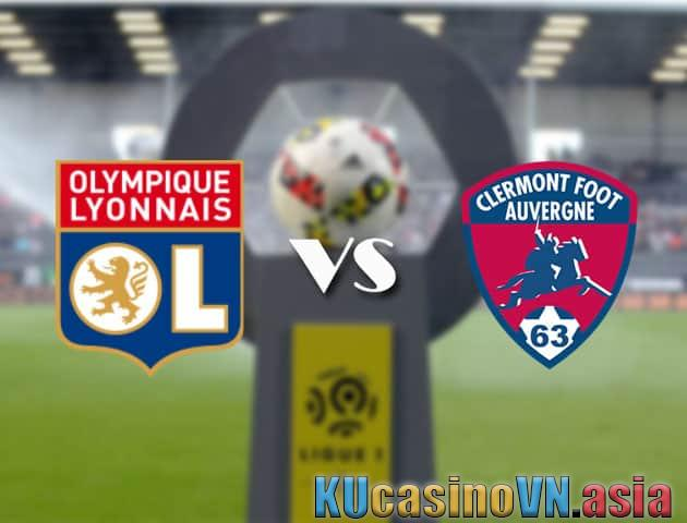 Đặt cược trận Lyon vs Clermont, ngày 22 tháng 8 năm 2021 - Giải VĐQG Pháp [Ligue 1]