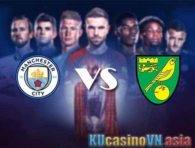 Manchester City vs Norwich, 21/08/2021 - Ngoại hạng Anh