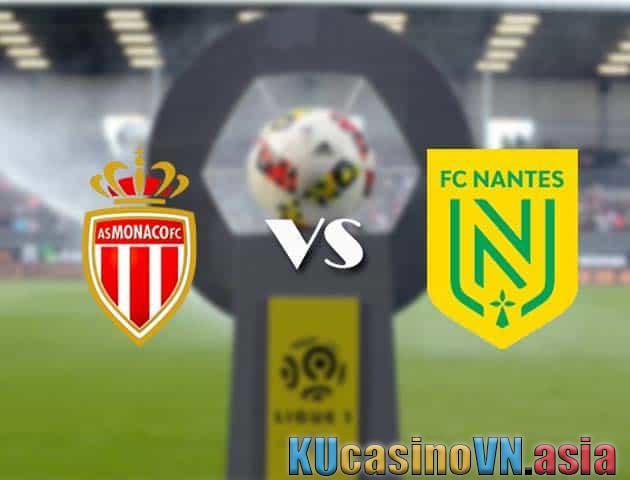 Monaco vs Nantes, 07/08/2021 - Giải VĐQG Pháp [Ligue 1]