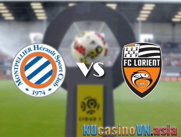 Montpellier vs Lorient, 22/08/2021 - VĐQG Pháp [Ligue 1]