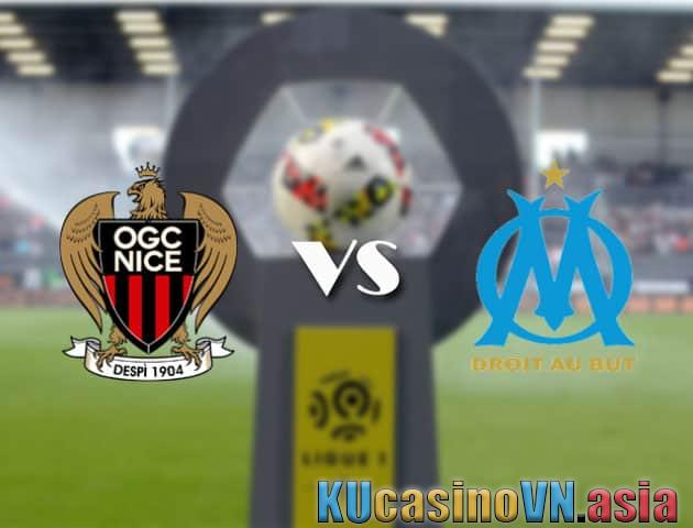 Nice vs Marseille, 23/08/2021 - Giải VĐQG Pháp [Ligue 1]