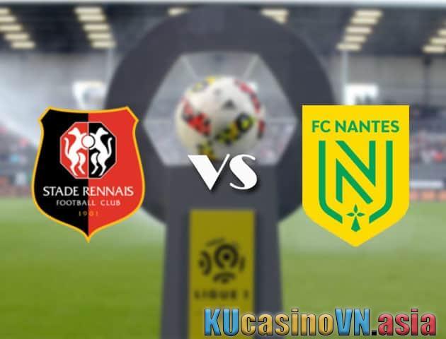 Đặt cược Rennes vs Nantes, 22/08/2021 - Giải VĐQG Pháp [Ligue 1]