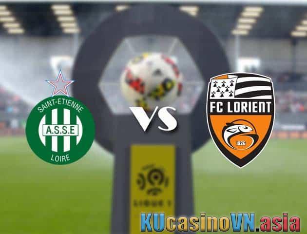St Etienne vs Lorient, 08/08/2021 - Giải VĐQG Pháp [Ligue 1]