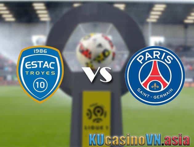 Troyes vs Paris SG, 08/08/2021 - VĐQG Pháp [Ligue 1]