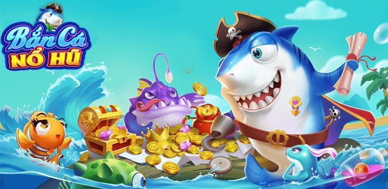 Sức <span class='marker'>huyền hoặc</span> của game bắn cá nổ hũ online